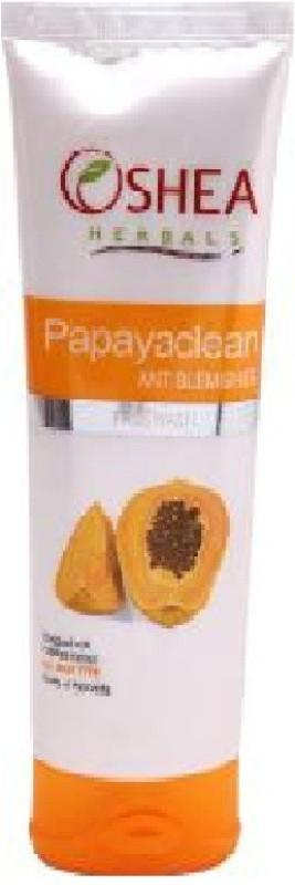 Oshea Herbals PapayaClean Face Wash (120 g) Face Wash(120 g)