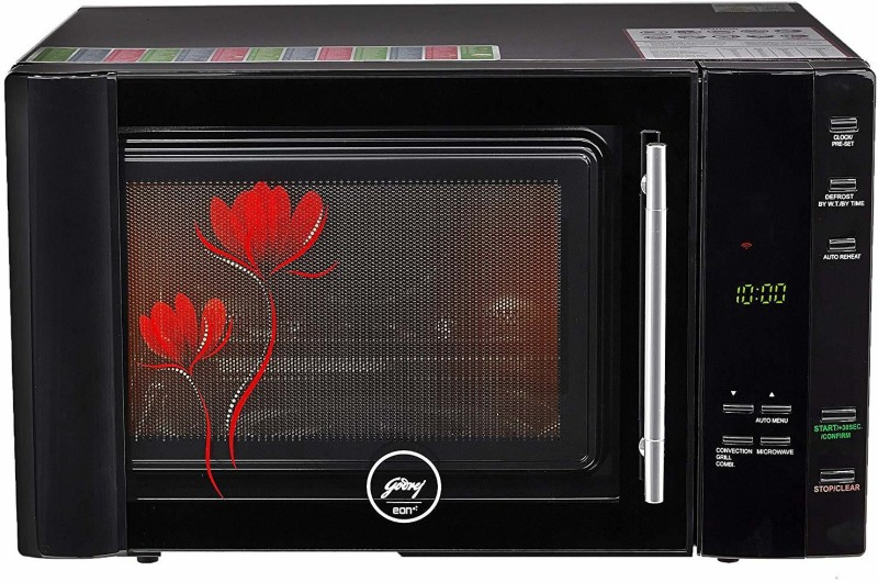 Godrej 30 L Convection Microwave Oven(GME 530 CF1 PM-BLK, Black)