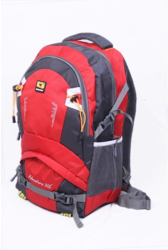 World Speed Travel Stylish 25 L Backpack(Red)