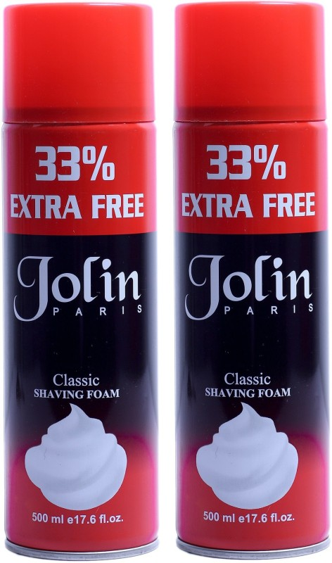 JoLin Classic Sensitive shaving foam (500 ml)(500 ml)