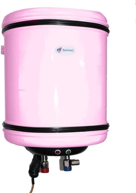 SELMEC 70 L Storage Water Geyser (HPM PC P70, Pink)