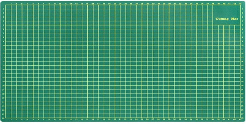 KNAFS Cutting Mat,Fondant,Cake Decorative Accessories, Fondant Cake Cutting Mat(20 cm x 20 cm)