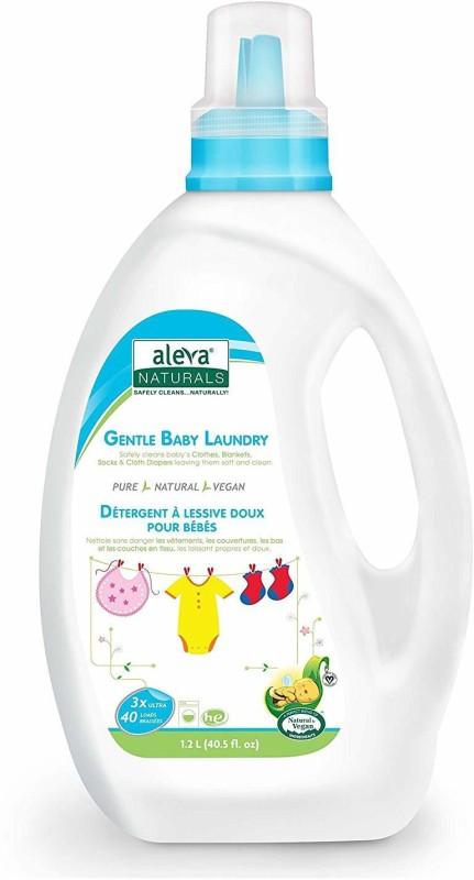 aleva Naturals Gentle Baby Laundry Pump + Refill(1 L)