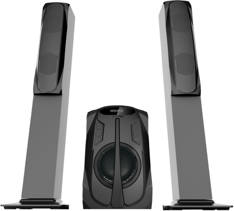 Ibell 2871ts 2 1 Tower Speaker System 75 Buy Online In Martinique At Desertcart