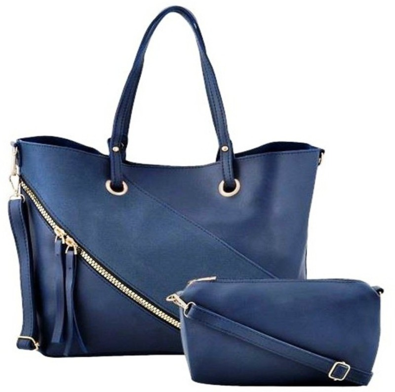 Zurich Blue Sling Bag