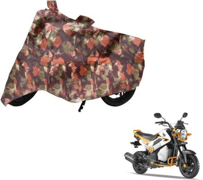 HMS Two Wheeler Cover for Honda(Nova, Multicolor)