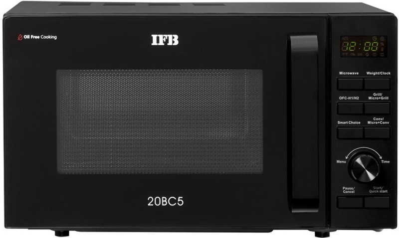 IFB 20 L Convection Microwave Oven(20BC5, Black)