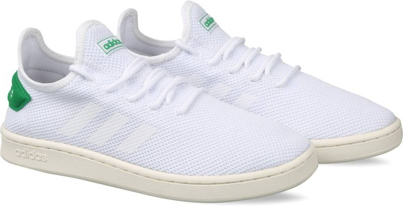 ADIDAS Court Adapt Walking Shoes For Men (White)