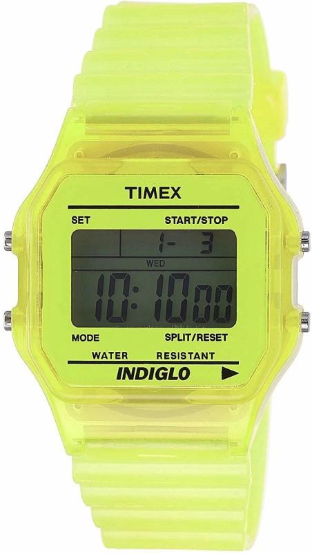 Timex T2N8086S Digital Watch - For Men