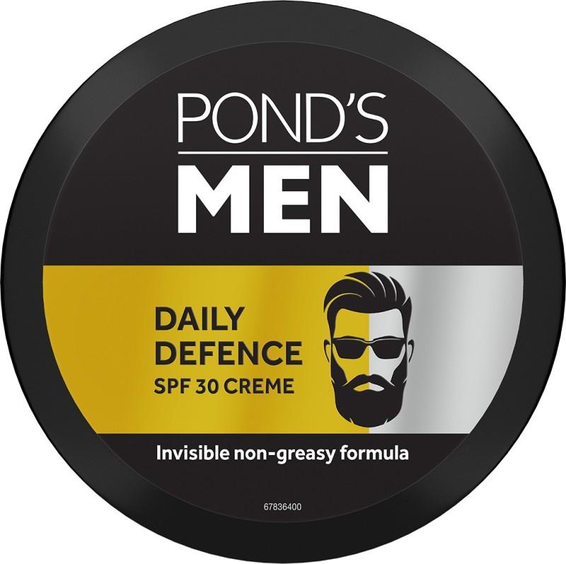 Ponds Men Daily Defence SPF 30 Face Crme(55 g)