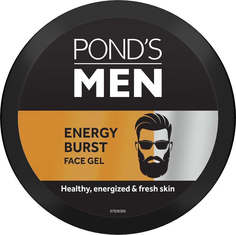 Ponds Pond's Men Energy Burst Face Gel(55 g)