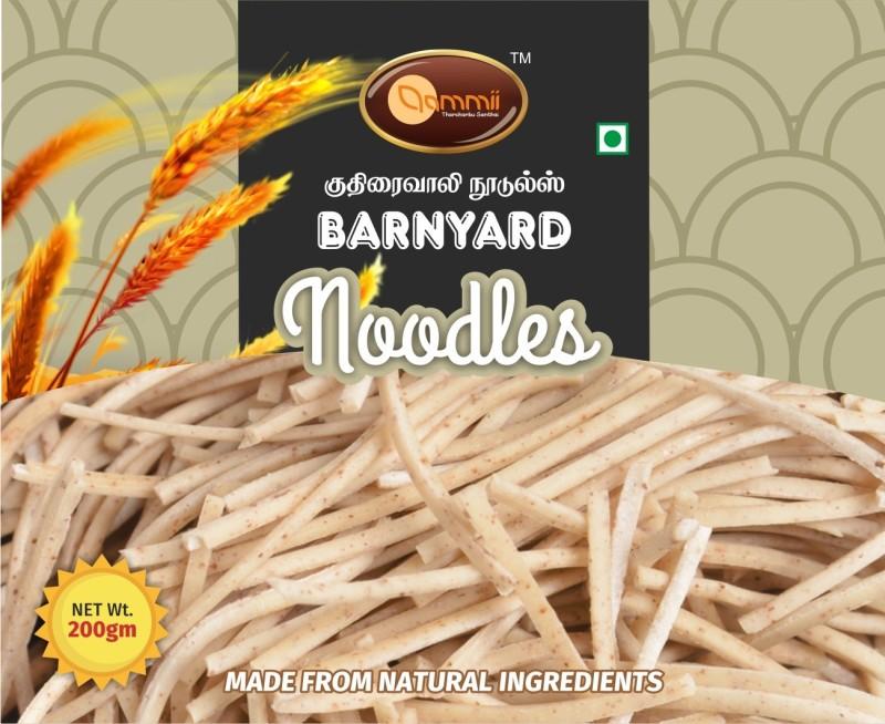 Aammii Barnyard Noodles Hakka Noodles Vegetarian(200 g)