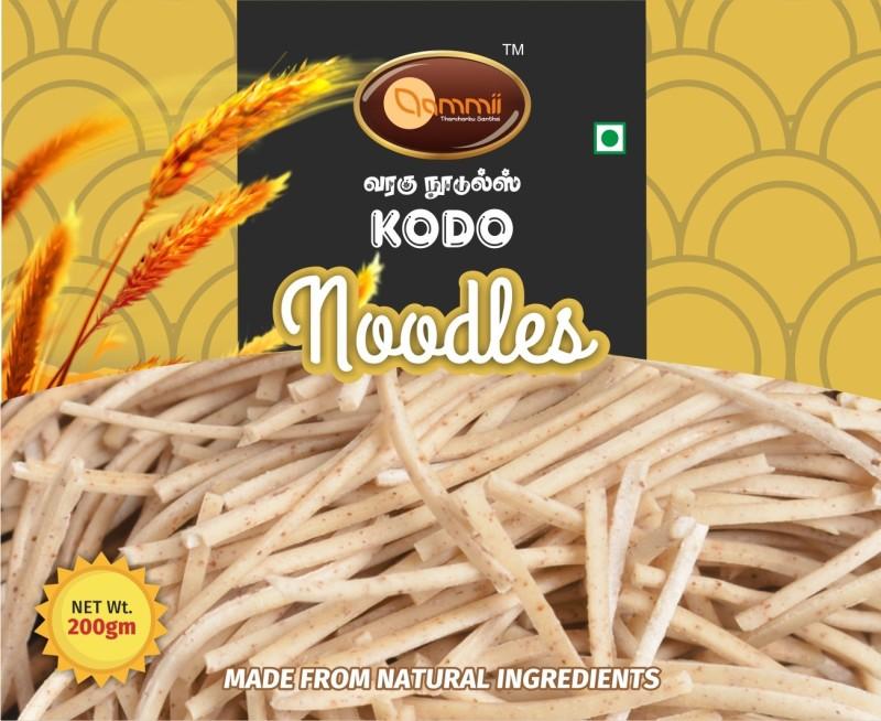 Aammii Kodo Noodles Hakka Noodles Vegetarian(200 g)