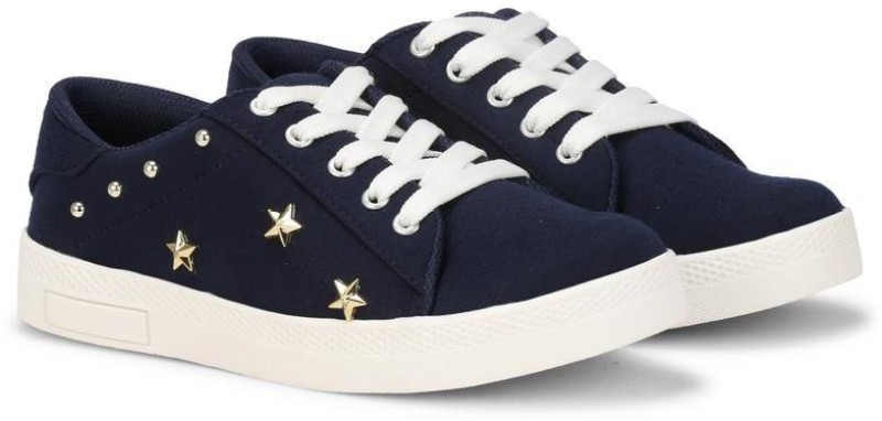 Denill Sneakers For Women And Girls Sneakers For Women(Blue)