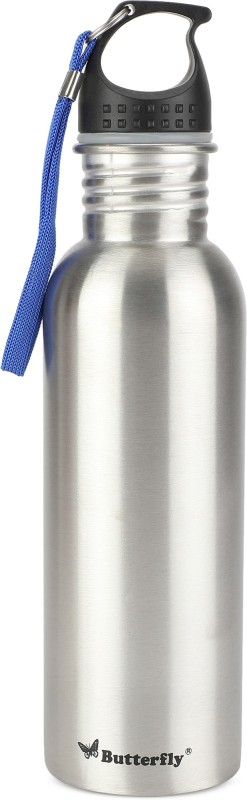 Butterfly Eco SS 750 ml Bottle(Pack of 1, Silver)
