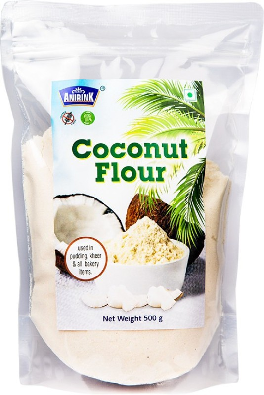 Anirink Coconut Flour 500 G Buy Online In Solomon Islands At Solomon Desertcart Com Productid 144650225