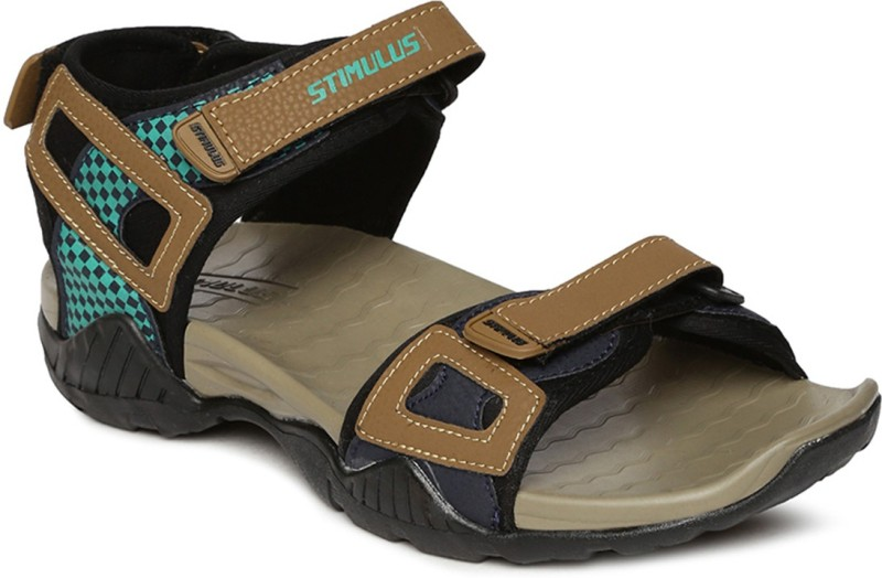 Paragon Men Beige Sandals