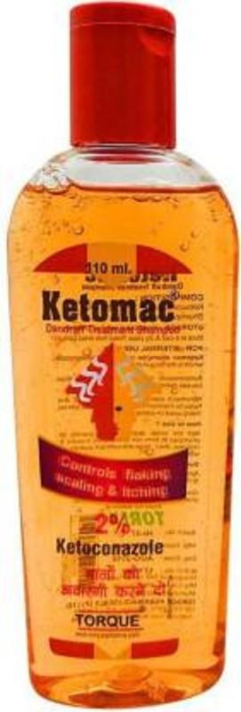 Ketomac Anti- Dandruff Shampoo(110 ml)