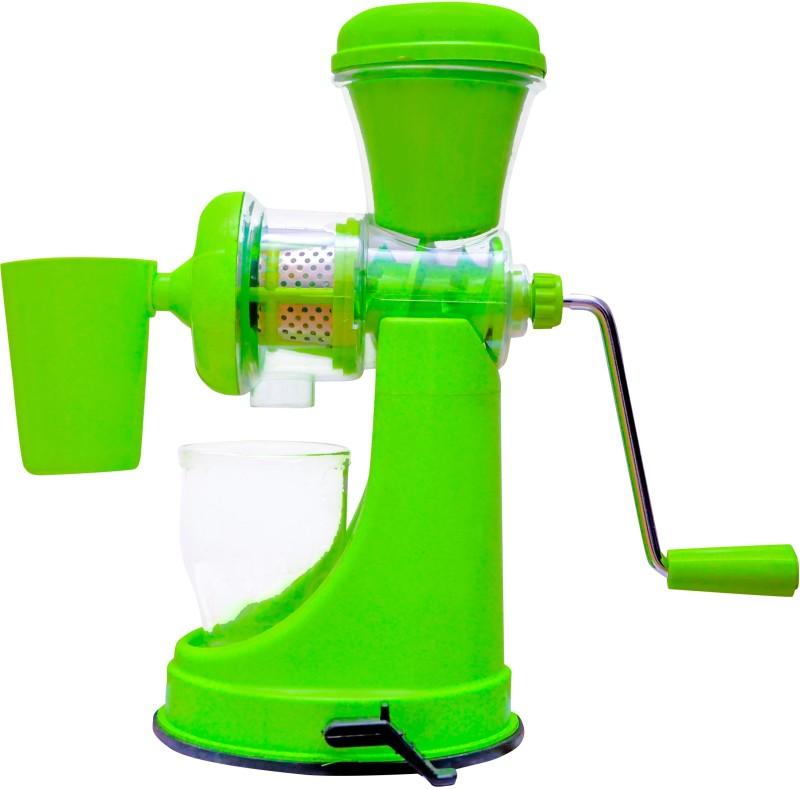 Tom & Gee HAND JUSR 0 Juicer Mixer Grinder(Green)