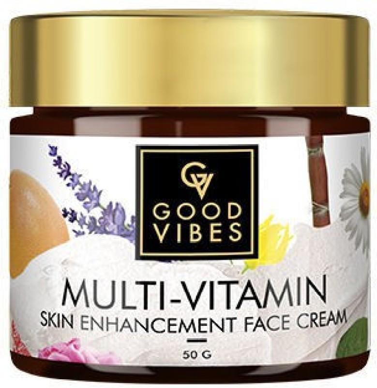 good vibes Skin Enhancement Face Cream - Multi Vitamin(50 g)