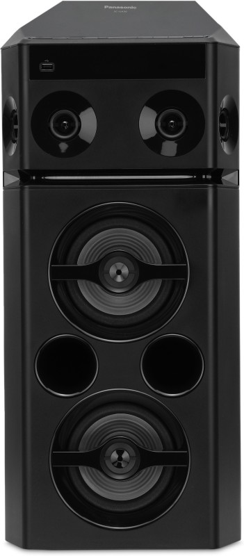 Panasonic SC-UA30GW-K with Karaoke 300 W Bluetooth Party Speaker(Black, 2.0 Channel)