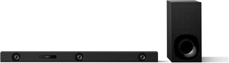 Sony HT-Z9F Dolby Atmos with Built in Chromecast 400 W Bluetooth Soundbar(Black, 3.1 Channel)