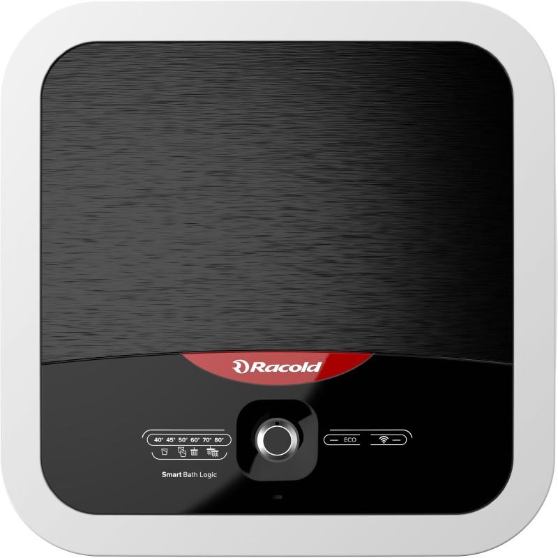 Racold 25 L Storage Water Geyser (OMNIS 25 Wi-Fi 2kW, Black)