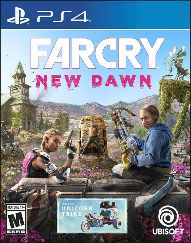 Far Cry New Dawn PS4 (Direct Download(Code in the Box - for PS4)