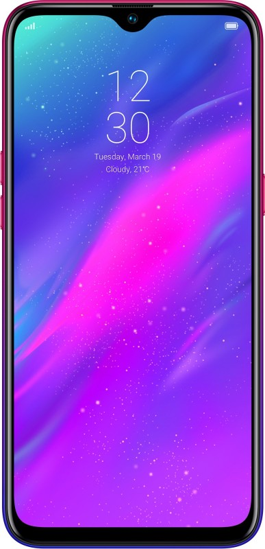 Realme 3 (Diamond Red, 64 GB)