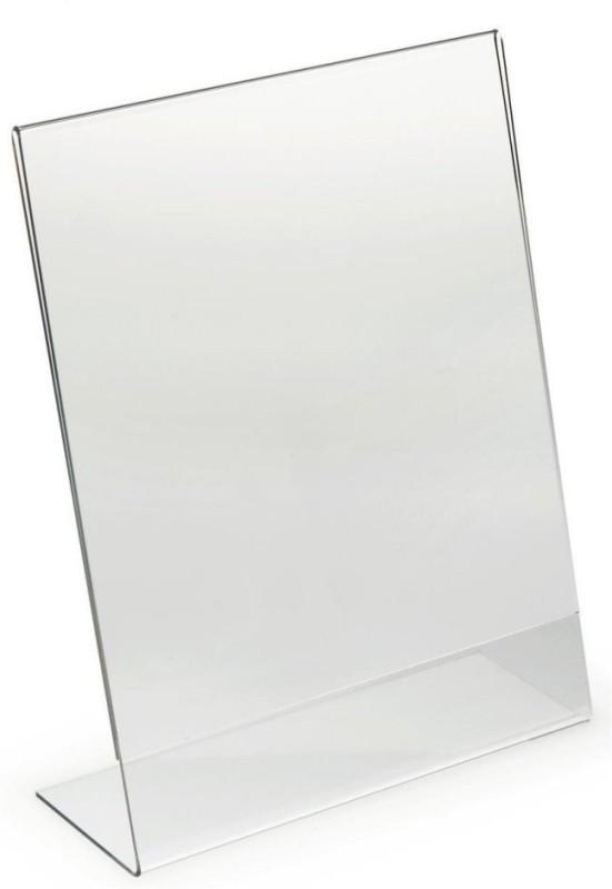Samrat ACRAYLIC STANDI Card Display Stand(15 cm Wide)