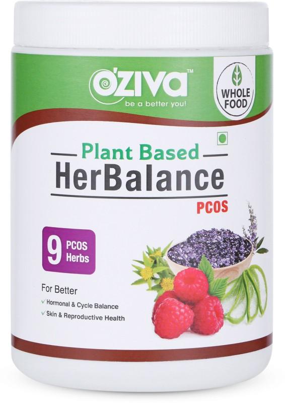 OZiva Plant Based HerBalance for PCOS(250 g)