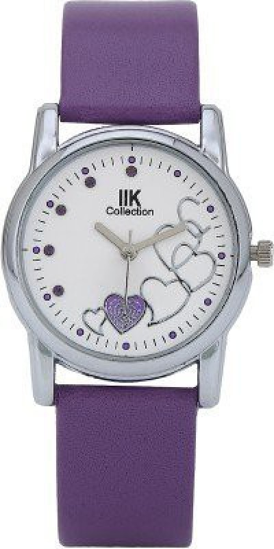 IIK Collection IIK1502W Round Shaped Analog Watch - For Women