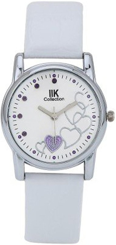 IIK Collection IIK1504W Round Shaped Analog Watch - For Women