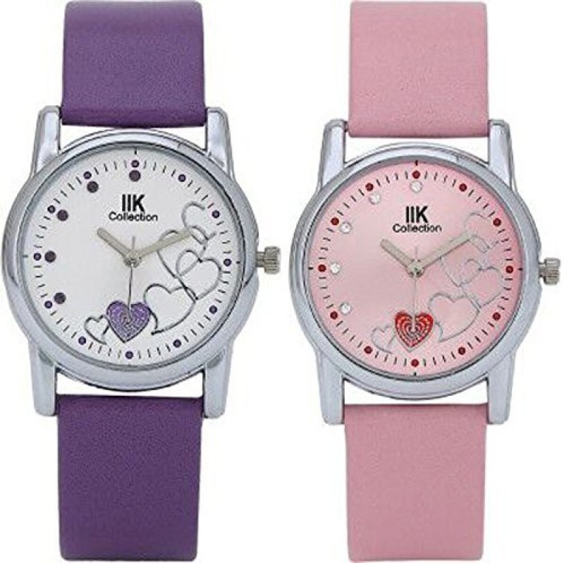 IIK Collection 1501W-1502W Premium Analog Watch - For Women