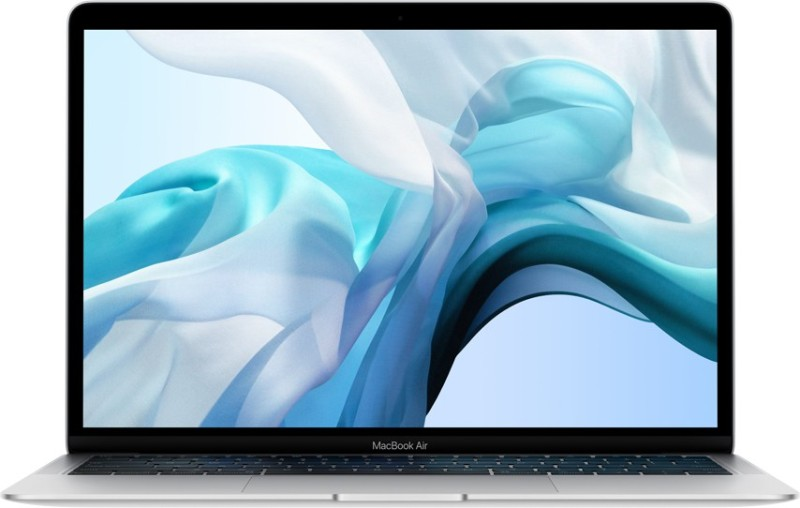 Apple MacBook Air Core i5 8th Gen - (8 GB/128 GB SSD/Mac OS Mojave) MVFK2HN/A(13.3 inch, Silver, 1.25 kg)