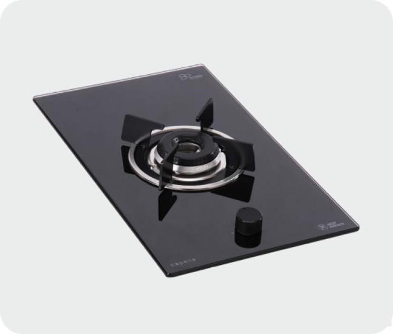 Capella BHC-Solo-Crystal-30 Glass Automatic Gas Stove(1 Burners)