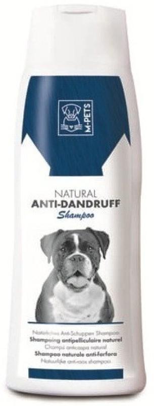 M-Pets Anti-dandruff Natural Dog Shampoo(250 ml)