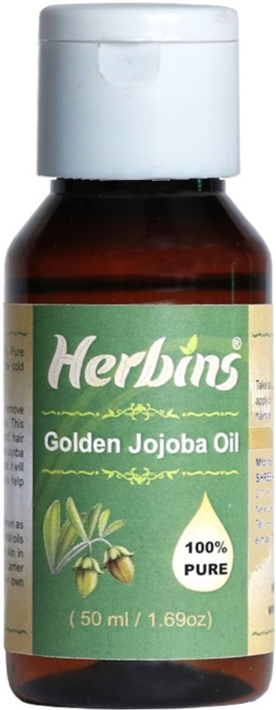 Herbins Golden Jojoba Oil(50 ml)
