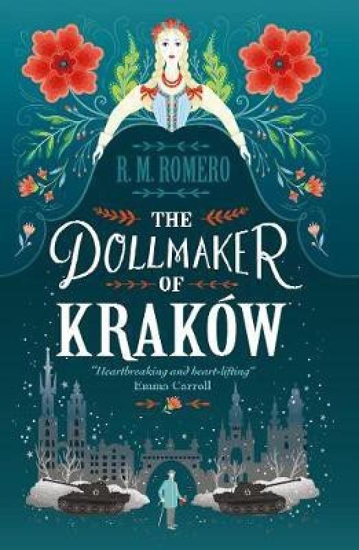The Dollmaker of Krakow(English, Paperback, Romero R. M.)