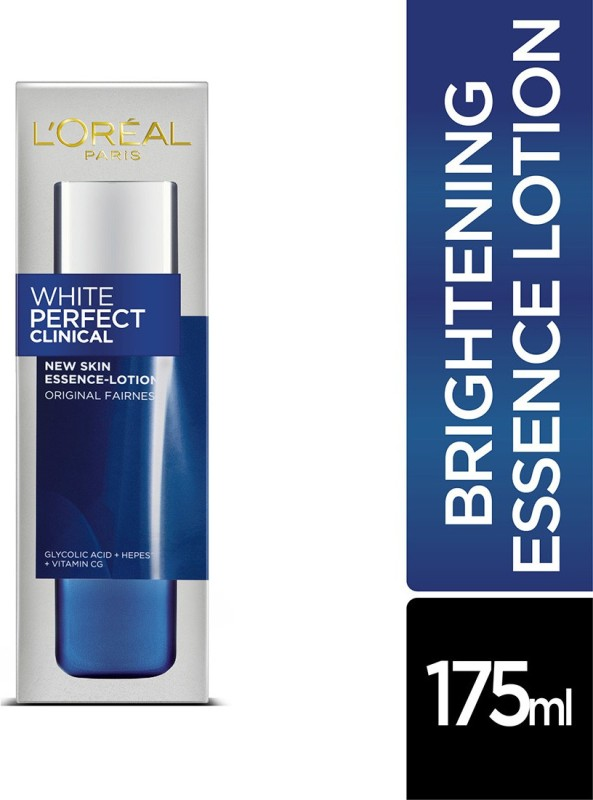 L'Oreal Paris White Perfect Clinical New Skin Essence Lotion(175 ml)