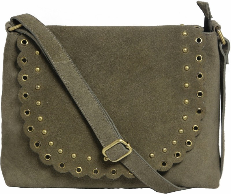 Leatherman Fashion Grey Sling Bag