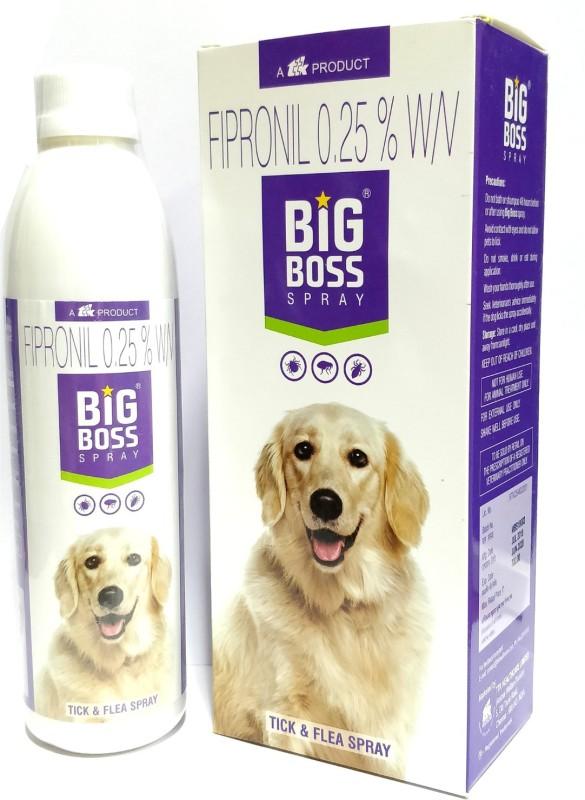 BigBoss Flea and Tick Fragrance Free Dog Shampoo(225 ml)