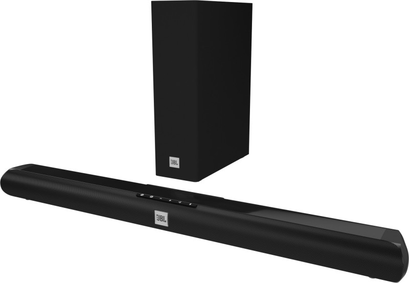 JBL Cinema SB150 Wireless Bluetooth Soundbar(Black, 2.1 Channel)