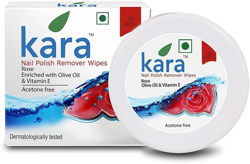 Kara Wipes Nail Polish Remover(30 g)