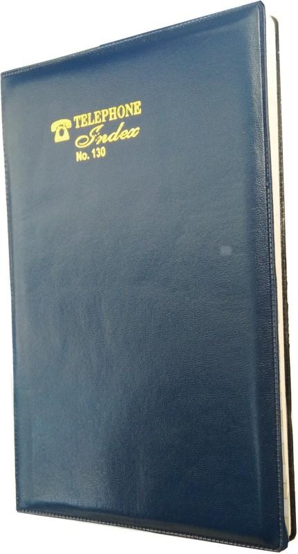 Excel Designer Telephone Index & Address Book Hardcover Address Book