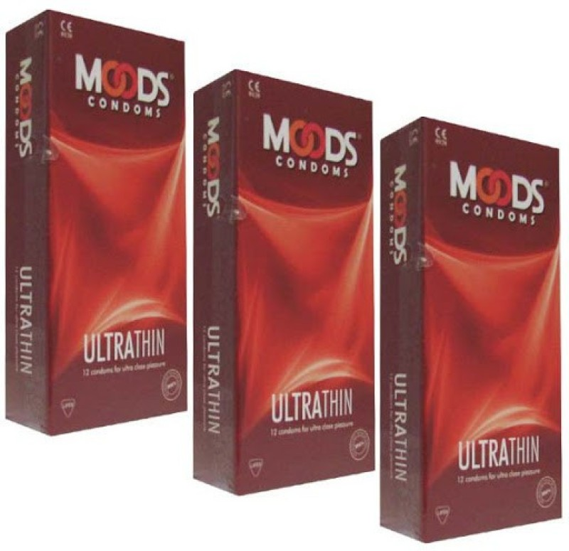 Moods Ultrathin Condom(10S)