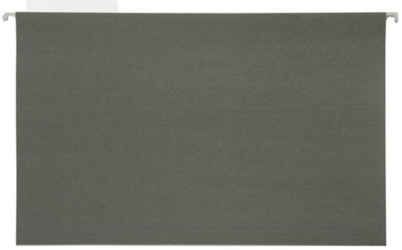 ARUN Polypropylene File Folder(Set Of 1, Grey)