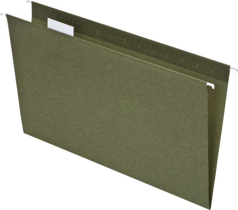 ARUN Polypropylene File Folder(Set Of 1, Green)