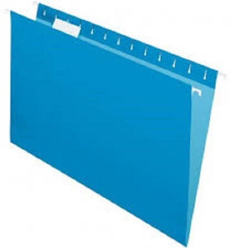 ARUN Polypropylene File Folder(Set Of 1, Blue)