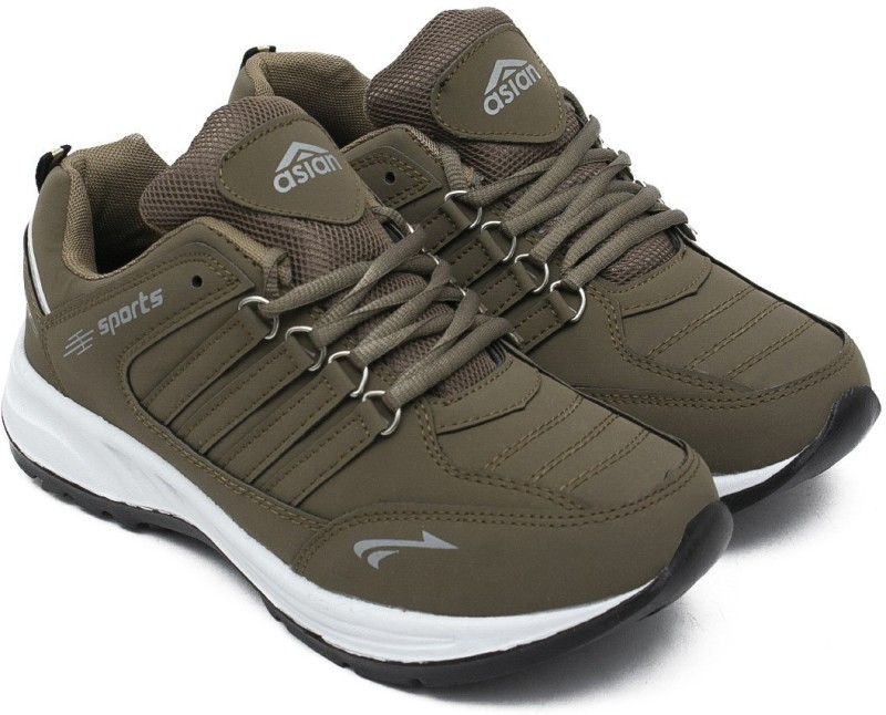 Asian Running Shoes For Men(Brown)